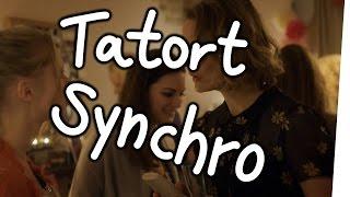 Tatort Synchro - Pizza Tatort