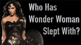 Who Has Wonder Woman Had Sex With?