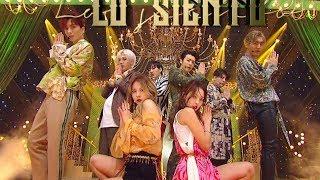 《Comeback Special》 SUPER JUNIOR(슈퍼주니어) - Lo Siento @인기가요 Inkigayo 20180415