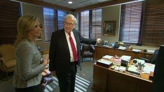 Tour Warren Buffett