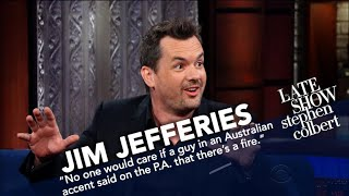 Jim Jefferies Doesn