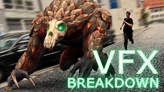 Temple Run in Real Life | VFX Breakdown