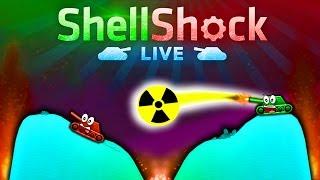DIE GRÖßTE MEGA NUKE EVER!? | Shellshock Live - Witzige Momente (Funny Moments German)