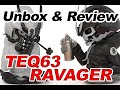 Unbox & Review: TEQ63 Ravager by Quiccs ...mp3