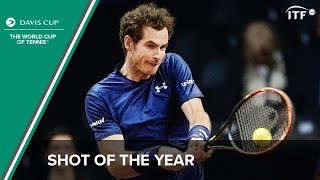 2015 Davis Cup Shot of the Year