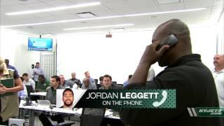 Jordan Leggett Gets the Call from the New York Jets