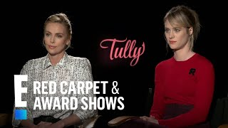 "Charlize Theron Talks Gaining 50 Pounds For ""Tully"" 