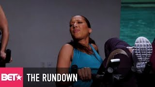 Spin Class With No Class   The Rundown With Robin Thede