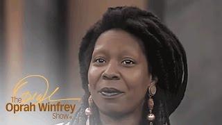 Whoopi Goldberg on the Downside of Getting an Oscar® Nod | The Oprah Winfrey Show | OWN