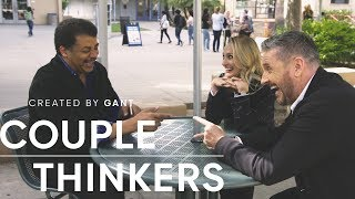 Neil deGrasse Tyson: When do we have to leave this planet? - Couple Thinkers - EP 2
