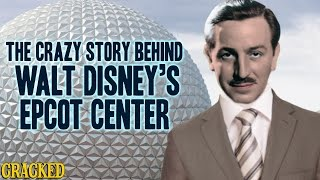 The Crazy Story Behind Walt Disney
