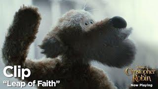 """Christopher Robin """"Leap of Faith"""" Clip"""
