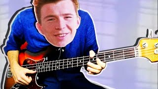 Never Gonna BASS You Up