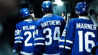 "Matthews, Marner, Nylander | Toronto Maple Leafs ""The Future is Now"""