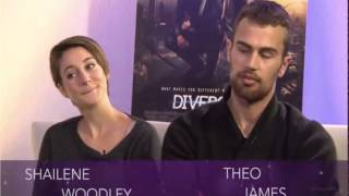 Shailene and Theo Best Moments Part 4