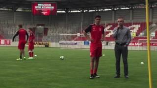 Hallescher FC: Das ist Neuzugang Niklas Landgraf