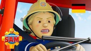 Feuerwehrmann Sam Deutsch Neue Folgen | Beste Hubschrauberrettungen - 1 Stunde 🚒 Kinderfilme