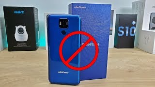 Ulefone Power 6 - Good Specs but Poor Performance - Worst of 2019!