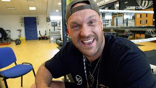 Classic! Tyson Fury re-watches some of his viral YouTube videos