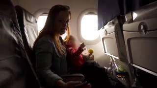 Fliegen mit Baby | Familienleben | Mellis Blog