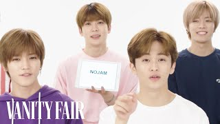 NCT 127 Teaches You Korean Slang | Vanity Fair