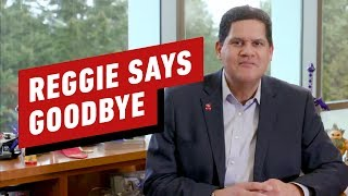Reggie Fils-Aime's Goodbye Message To Fans