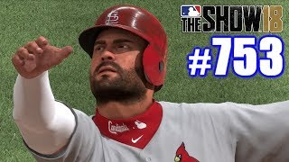 MERRY CHRISTMAS EVE!   MLB The Show 18   Road to the Show #753