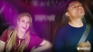 Carpool Karaoke: The Series — Shakira and Trevor Noah — Apple Music
