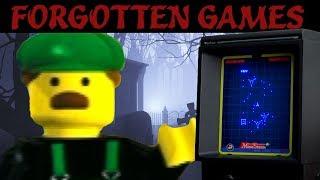 Forgotten Games - LEGOLAND & LEGO Creator