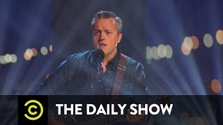 "Exclusive - Jason Isbell - ""If We Were Vampires"": The Daily Show"