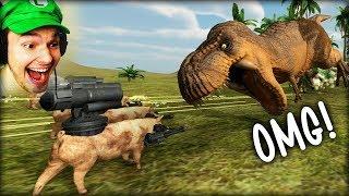 DAS MUSST DU SEHEN! .. DER GEILSTE SIMULATOR [LACHFLASH..] !! | Beast Battle Simulator