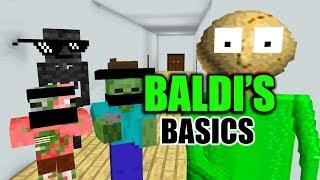Monster School : BALDI