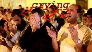 Crying Crying Crying | Emotional Dua-e-Qunoot | Heart Soothing by Sheikh Hatem Farid  ||  AWAZ