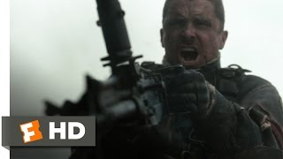 Terminator Salvation (2/10) Movie CLIP - John Connor vs. T-600 (2009) HD