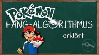 FANG-ALGORITHMUS - So fängt dein Spiel Pokémon!