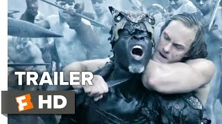 The Legend of Tarzan Official IMAX Trailer (2016) - Margot Robbie, Alexander Skarsgård Movie HD
