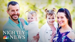 Colorado Man Charged With Murdering Wife And Two Children | NBC Nightly News