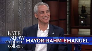 Mayor Rahm Emanuel: Chicago Is A