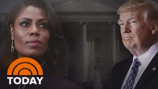 Omarosa Manigault Newman Shares New Audio Of President Donald Trump Phone Call   TODAY