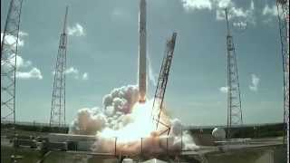 Fehlstart der Falcon-9 am 28. Juni 2015 - Falcon 9 Rocket Explodes During CRS-7 Launch
