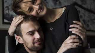 Theo James and Shailene Woodley | Endlessly