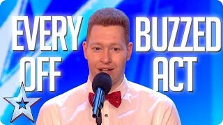 EVERY BUZZED OFF ACT IN 2018 PART 2 | Britain
