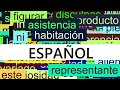 3000+ Common Spanish Words with Pronunci...mp3