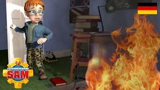 Feuerwehrmann Sam Deutsch Neue Folgen | Ärger im Doppelpack! -  1 Stunde | Cartoon für Kinder