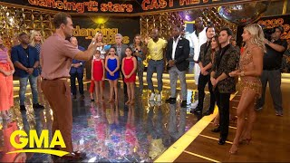 New 'DWTS' cast plays Guess that Groove on 'GMA' | GMA