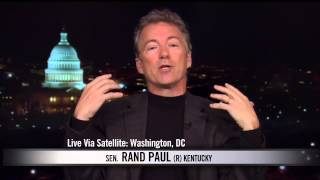 Real Time with Bill Maher: Senator Rand Paul - November 14, 2014 (HBO)