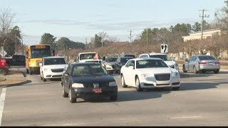 Irmo residents frustrated with traffic problems