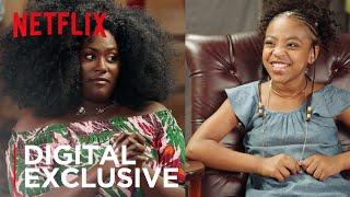 Digital Exclusive   Did We Just Become Best Friends: Danielle Brooks x Priah Ferguson   Netflix