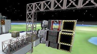 Unbemanntes Raumschiff / Weltraumdrohne! - Minecraft Modpack Forever Stranded #150