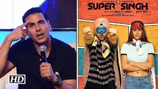 "Akshay REACTS on Diljits ""Super Singh"""